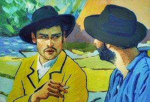 Loving-Vincent-People-are-Strange-John-Keats-La-Belle-Dame-Sans-Merci-Dorota-Kobiela-Hugh-Wechman-Shanghai-International-Film-Festival